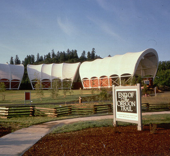 End of the Oregon Trail Museum
