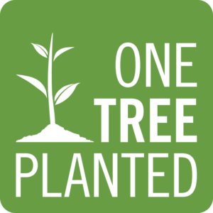 Every rider plants a tree!